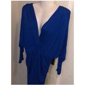 Sexy Blue Dress xl